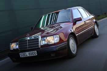 Mercedes 200-serie