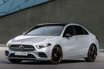 Mercedes A-class Limousine