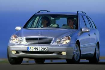 Mercedes-Benz C-class Combi