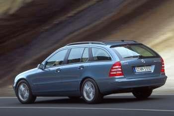 2001 Mercedes-Benz C-class Combi 5-door specs | cars-data com