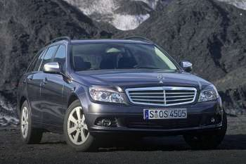 2007 Mercedes-Benz C-class Estate