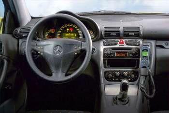 2001 Mercedes Benz C Class Sports Coupe 3 Door Specs Cars Data Com