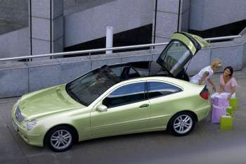 Mercedes-Benz C-class Sports Coupe