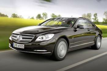 Mercedes CL-class