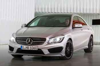 Mercedes-Benz CLA-class Coupe