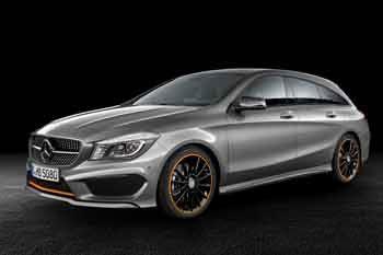 Mercedes-Benz CLA-class Shooting Brake