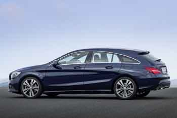 Mercedes-Benz CLA-class Shooting Brake