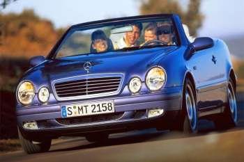 Mercedes-Benz CLK-class Cabriolet