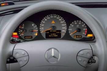 1999 mercedes benz clk class 2 door specs cars data com rh cars data com manual mercedes clk 200 kompressor download mercedes clk 200 w208 manual