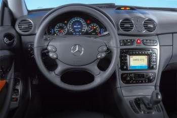 mercedes clk 270 cdi avantgarde manual 2 door specs cars data com rh cars data com manual usuario mercedes clk 270 mercedes clk 270 specifications
