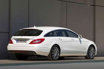 Mercedes-Benz CLS-class Shooting Brake