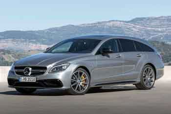 Mercedes-Benz CLS-class Shooting Brake