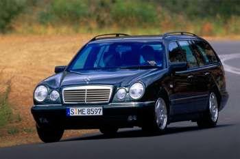 Mercedes-Benz E-class Combi