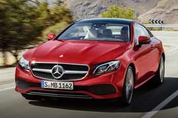 Mercedes-Benz E-class Coupe
