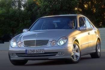 mercedes e 270 cdi avantgarde, automatic, 2002 - 2005, 177 hp, 4