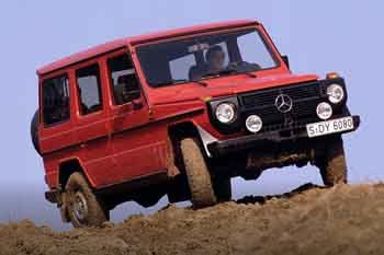 Mercedes-Benz G-class Stationwagon Lang