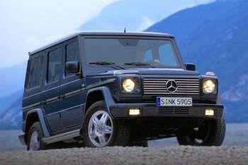 Mercedes G-class Stationwagon Lang