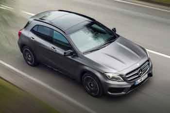 Mercedes-Benz GLA-class