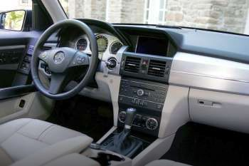 2008 Mercedes Benz Glk Class 5 Door Specs Cars Data Com