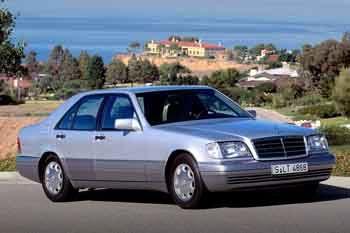 1993 Mercedes-Benz S-class