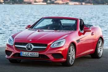 Mercedes SLC-class