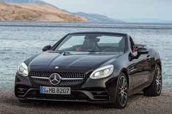 Mercedes-Benz SLC-class