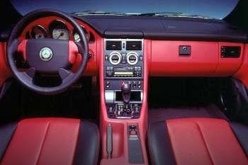 mercedes slk 230 kompressor manual 1996 2000 193 hp 2 doors technical specifications. Black Bedroom Furniture Sets. Home Design Ideas