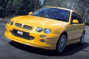 2001 MG ZR