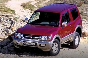 2000 Mitsubishi Pajero Kort