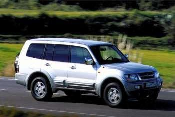 Mitsubishi Pajero Lang