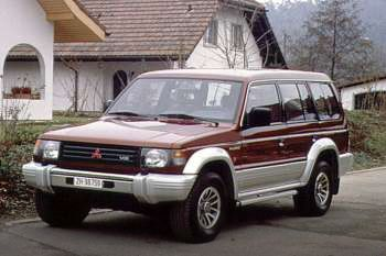 1991 Mitsubishi Pajero Long Body