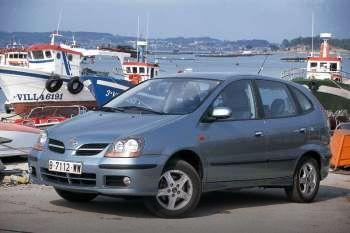 2000 Nissan Almera Tino
