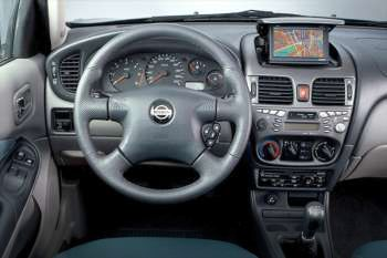 Nissan Almera 1 8 Elegance Manual 5 Door Specs Cars Data Com