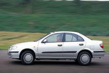 NISSAN Almera / Pulsar 5 Doors - 2000, 2001, 2002 - autoevolution