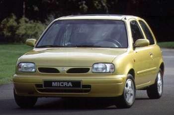 1996 nissan micra 3 door specs cars data com rh cars data com Nissan Micra Cabrio Kia Rio Hatchback
