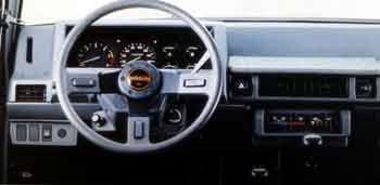Nissan Patrol Hardtop R