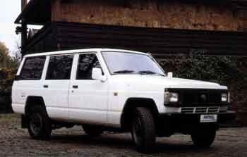 Nissan Patrol Wagon R