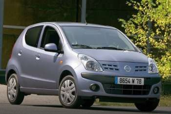 2009 Nissan Pixo
