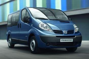2011 Nissan Primastar Combi