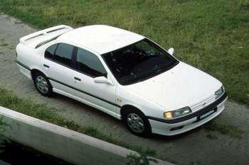 фото ниссан примера 1993