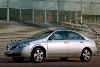 Nissan Primera 20 Tekna Manual 2002  2004 140 Hp 4 doors