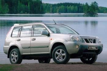 2001 Nissan X-Trail