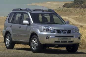 2003 nissan x trail 5 door specs cars data com rh cars data com x trail 2005 manual Ph X-Trail 2005 Interior
