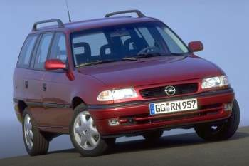1994 Opel Astra Stationwagon