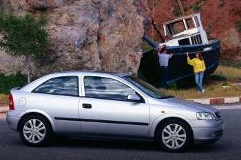 Opel astra f service manual (1991-1998) (en) | tecnicman. Com.