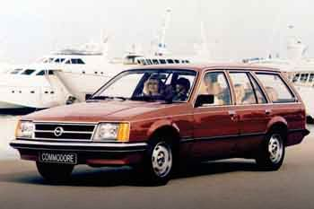 Opel Commodore Voyage