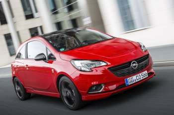 color edition 2015 present photo gallery opel corsa - Opel Corsa Color Edition 2015