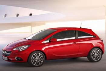 opel corsa - Opel Corsa Color Edition 2015