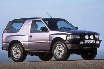 1993 Opel Frontera Sport