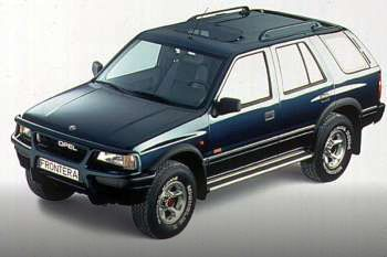 1992 Opel Frontera Wagon